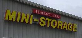 Forestdale Mini Storage