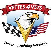 Vettes for Vets logo