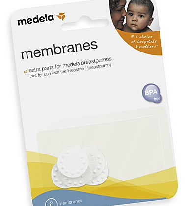 Medela Membrane Replacements (6)