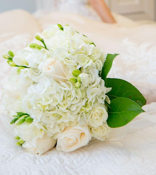 A Beautiful Bridal Bouquet