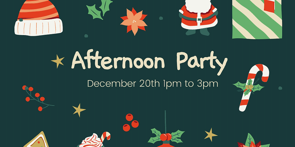 Christmas Afternoon Party