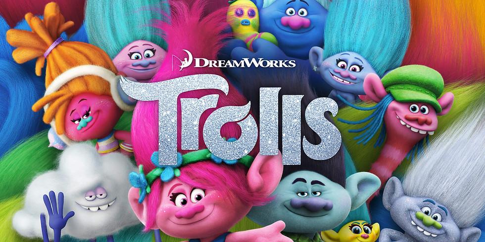 Trolls Movie Night