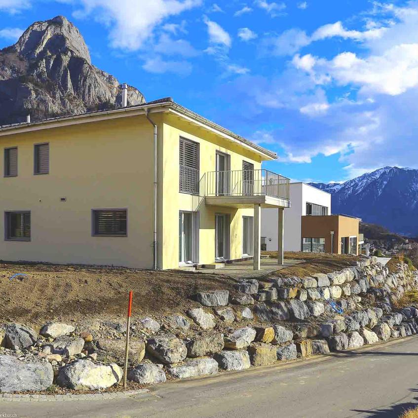 Einfamilienhaus 12972, Mels