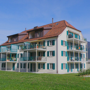 Umbau altes Bürgerheim, St. Leonhard, Bad Ragaz