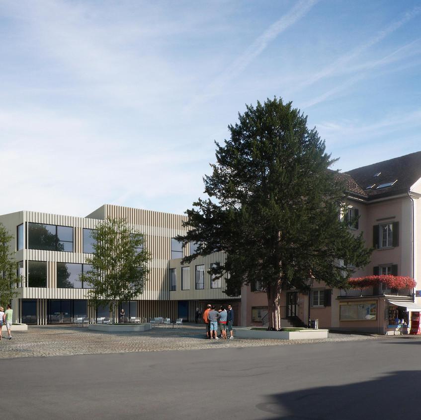 Gemeinde- & Kulturzentrum, Mels
