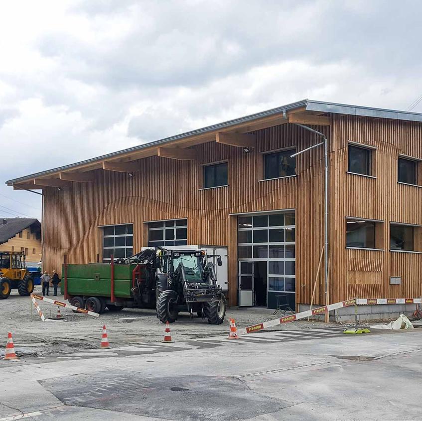 Einweihung Forstwerkhof (1)