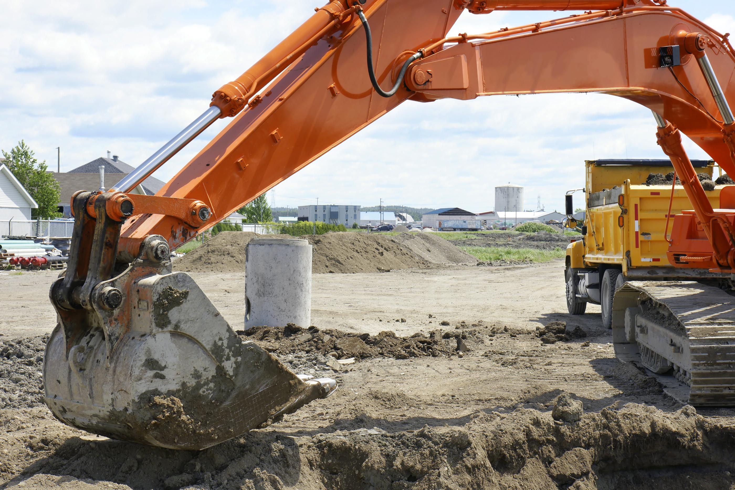 Bulk Excavation & Earthworks