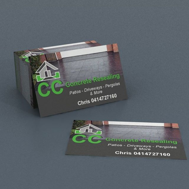 Business Card by CC I Design