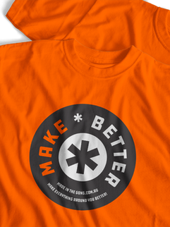Made in the Gong Tee Concept