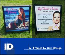A-Frames by CC I Design