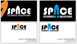 Business Card Design by CC I Design
