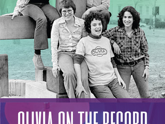 Olivia on the Record Receives National Recognition Through Award!