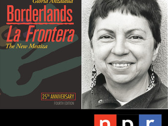 Gloria Anzaldúa: The Book That Changed The Borders
