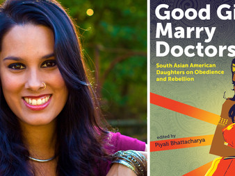 Good Girls Marry Doctors named Asian American literary achievement