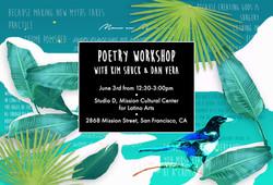 Imaniman Workshop Postcard