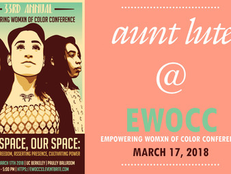 33rd Annual Empowering Womxn of Color Conference