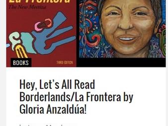 Borderlands/La Frontera featured on Autostraddle.com