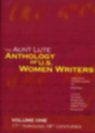 Aunt Lute Anthology of U.S. Women Writers
