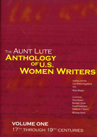 Aunt Lute Anthology of U.S. Women Writers