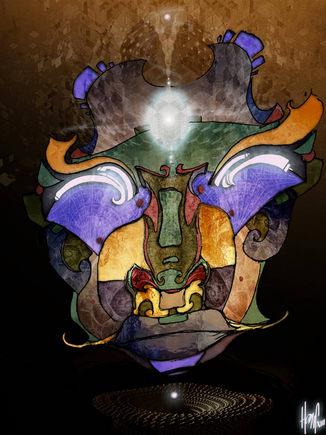 Mask of Horus