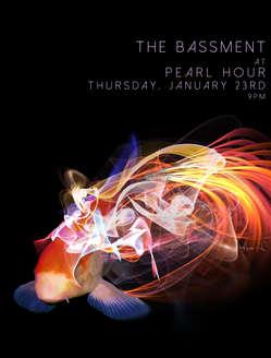 BASSment poster illustration