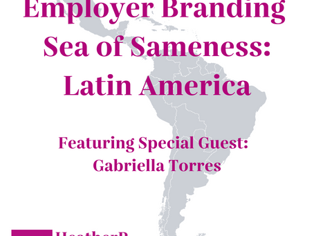 Sea of Sameness:  Latin America