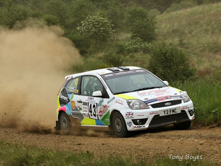 FANTASTIC FOUR WINS AFTER DMACK CARLISLE RALLY