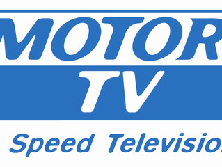 CLASS WIN APPEARANCE ON MOTORS TV