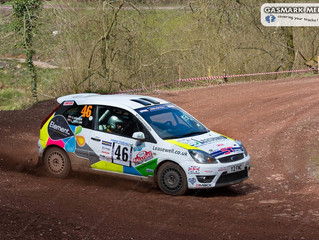 FST Rally WIN for Davies & Taylor