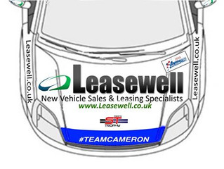 Leasewell Van Leasing Specialist Become Sponsor for first Round!