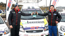 SENSATIONALRALLY WIN FORYOUNG WELSH PAIR