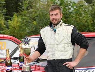 Davies Teams up with New Co-Driver Tomlinson for BRC