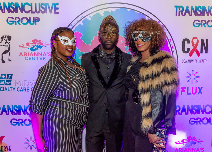 Transclusive 2nd annual masquerade prom
