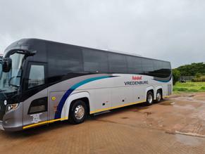 'n Nuwe skool bus / A new school bus!