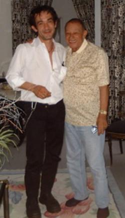 Marc et Henri (Photo : Cathy)