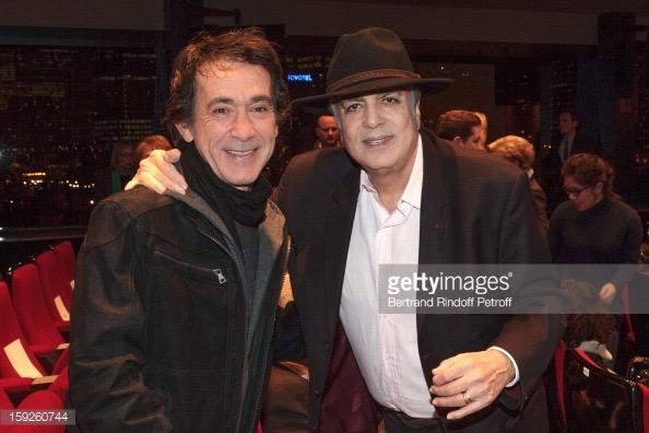 Avec Enrico