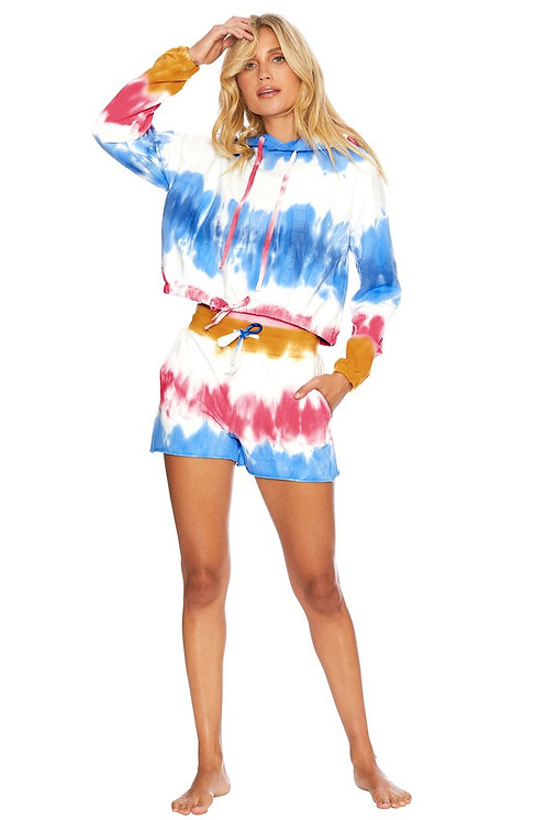 Beach Riot: Cut Off Short Primary Dip Dye