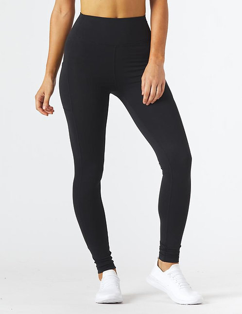 Glyder: Taper Legging Black