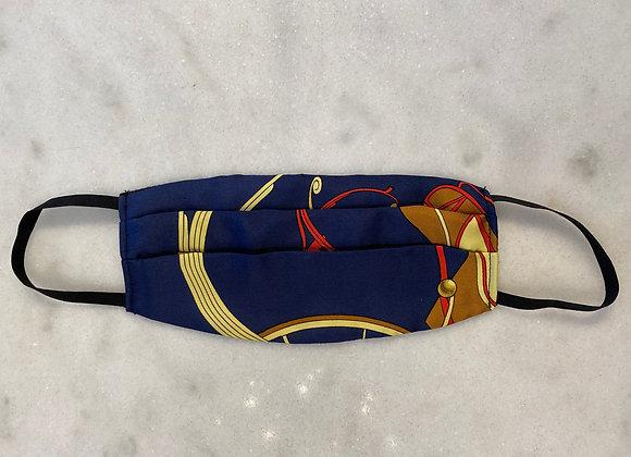 Hermes: Repurposed Scarf Mask