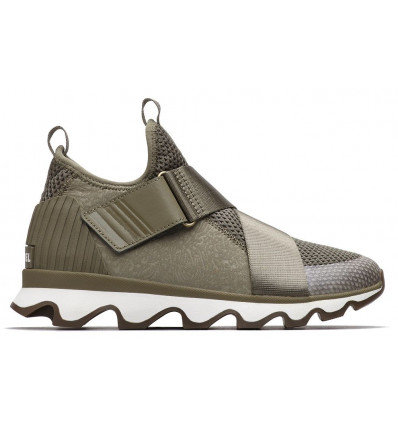 Sorel: Kinetic Sneaker in Sage/Sauge