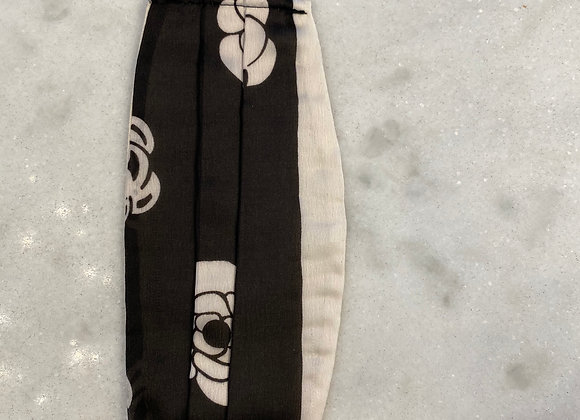 Chanel: Repurposed Scarf Mask