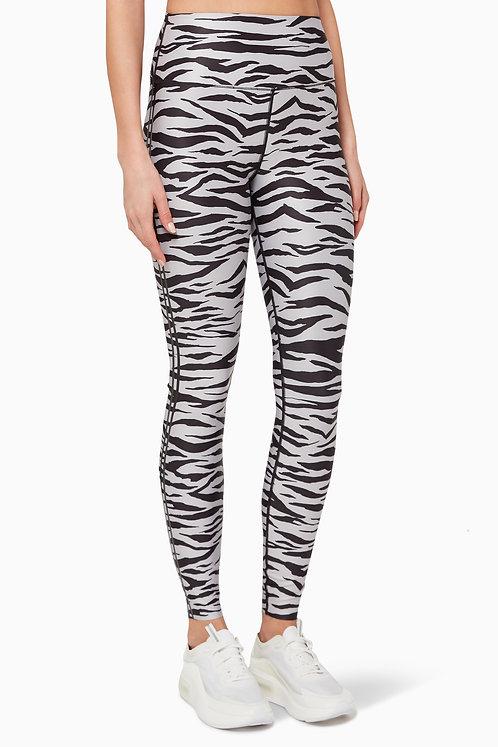 Good American: The Core Strengthening Legging (Zebra)