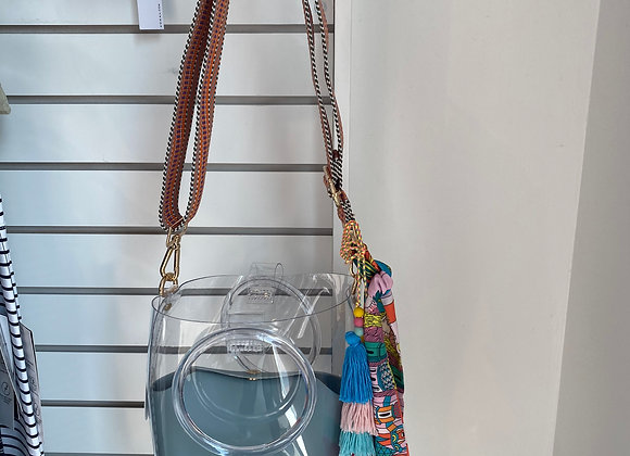 CthruPurses: Stadium Approved Clear Blue Purse