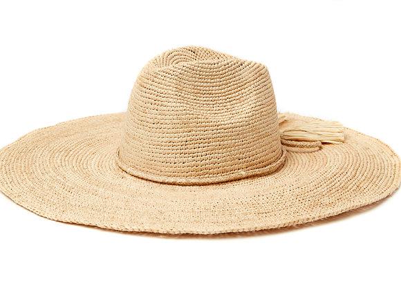 Jane Hat Natural
