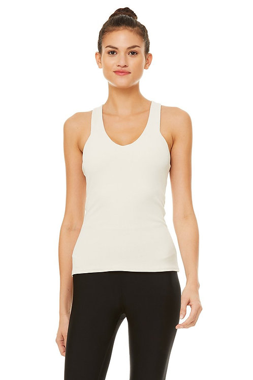 Alo Yoga: Elevate Tank Bone