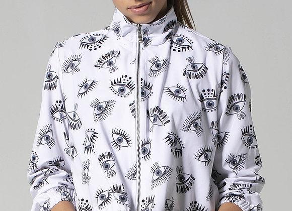 925Fit: White Eye Spy Jacket