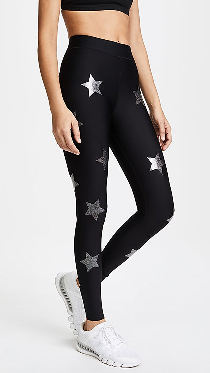 Ultracor: Ultra High Knockout Legging Lux Nero/Starlight
