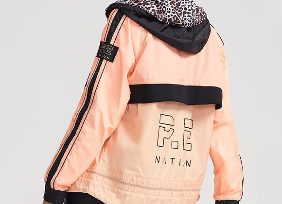 P.E Nation Man Down Jacket Pink Light