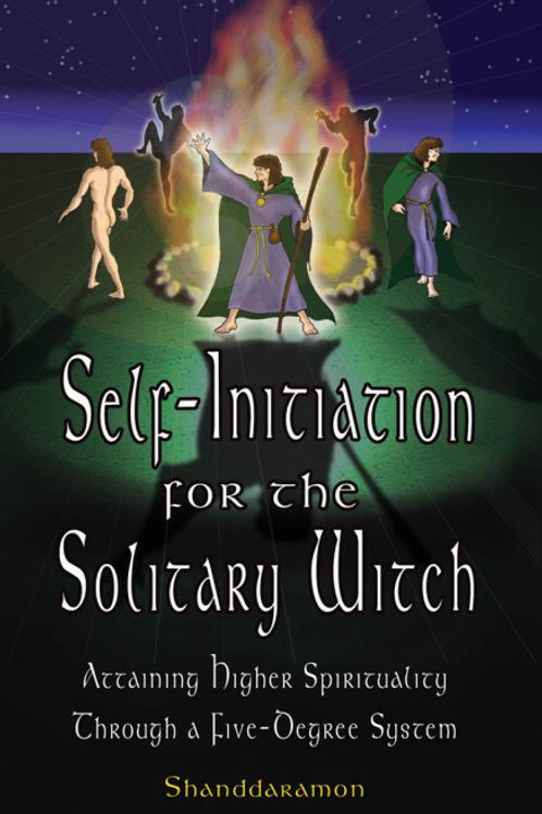 Self Initiation Ritual Workbook