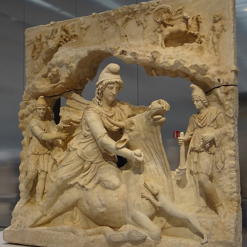 Mithraism and the Religions of the Empire